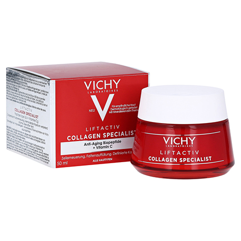Vichy Liftactiv Collagen Specialist Anti-Age Tagespflege 50 Milliliter