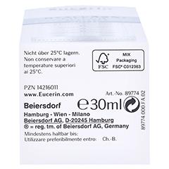 Eucerin Hyaluron-Filler Nachtpeeling & Serum + gratis Eucerin Dermatoclean Mizellen-Reinigung 100ml 30 Milliliter - Unterseite