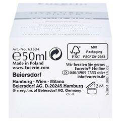 Eucerin Hyaluron-Filler Urea Nachtpflege Creme + gratis Eucerin Dermatoclean Mizellen-Reinigung 100ml 50 Milliliter - Unterseite