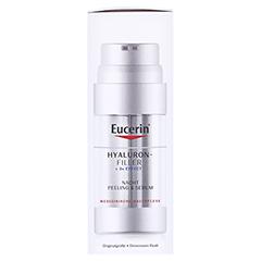 Eucerin Hyaluron-Filler Nachtpeeling & Serum + gratis Eucerin Dermatoclean Mizellen-Reinigung 100ml 30 Milliliter - Rechte Seite