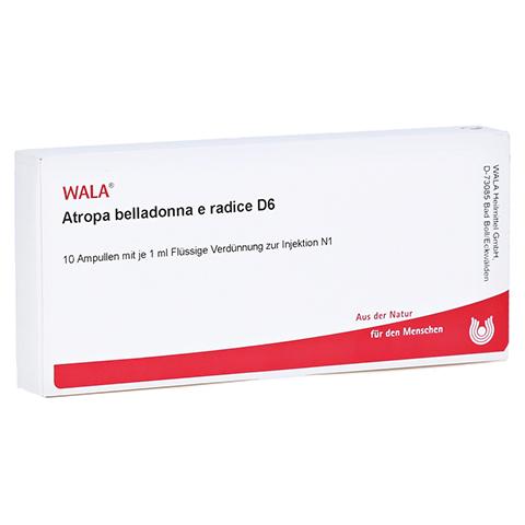 ATROPA belladonna e Radix D 6 Ampullen 10x1 Milliliter N1
