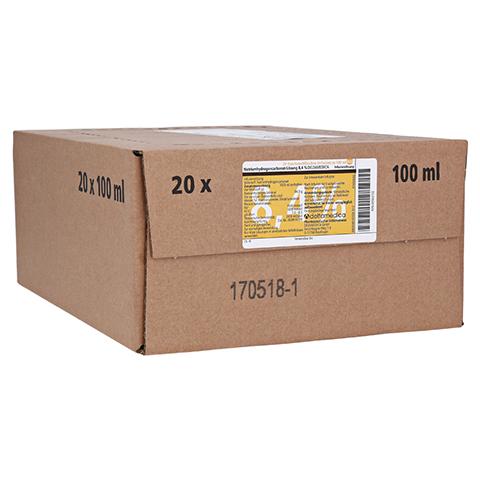 NATRIUMHYDROGENCARBONAT 8,4% Infusionslsg.Dsfl. 20x100 Milliliter N3
