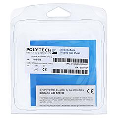 POLYTECH Health&Aesthet.Silikonfol.10x10 cm 1 Stück