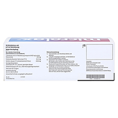 Microlax Rektallösung 50 Stück - Oberseite