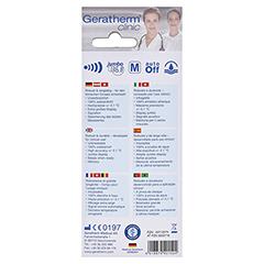 GERATHERM Fiebertherm.clinic digital 1 Stück - Rückseite