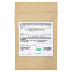 Terra Elements Bio Reishi Kapseln 400 mg 150 Stück - Rückseite