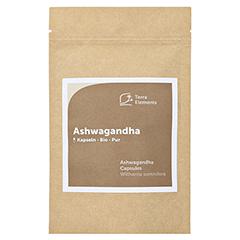Terra Elements Bio Ashwaganda Kapseln 400 mg 150 Stück
