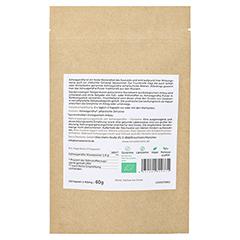 Terra Elements Bio Ashwaganda Kapseln 400 mg 150 Stück - Rückseite