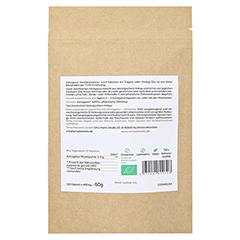 Terra Elements Bio Astragalus Kapseln 400 mg 150 Stück - Rückseite