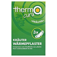 THERMACURA Kräuter Pflaster 3 Stück - Vorderseite