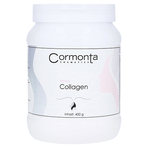 COLLAGEN BEAUTY Cormonta Cosmetics Pulver 400 Gramm