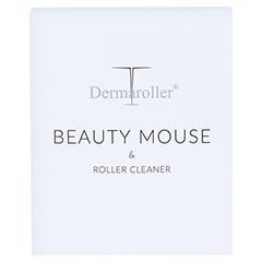 DERMAROLLER Beauty Mouse Set inkl.Roller Cleaner 1 Stück - Vorderseite