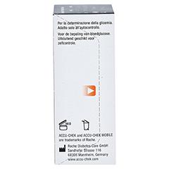 ACCU-CHEK Mobile Testkassette Plasma II 50 Stück - Linke Seite