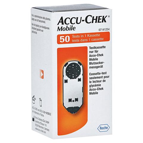 ACCU-CHEK Mobile Testkassette Plasma II 50 Stück