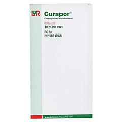 CURAPOR Wundverband steril chirurgisch 10x20 cm 50 Stück - Vorderseite