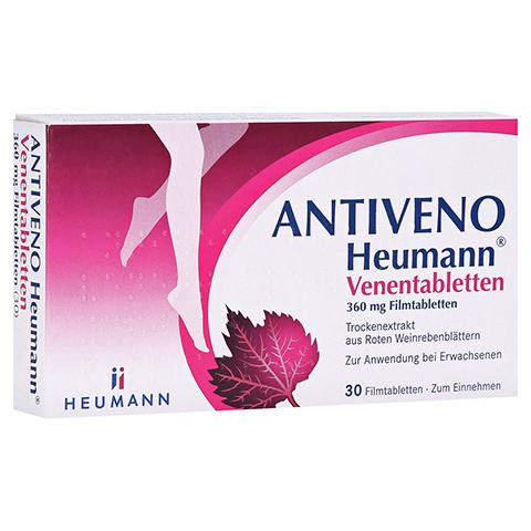 ANTIVENO Heumann Venentabletten 360mg 30 Stück