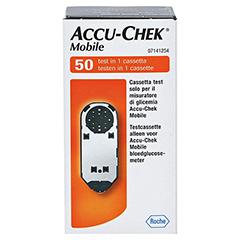 ACCU-CHEK Mobile Testkassette Plasma II 50 Stück - Rückseite