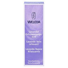 WELEDA Lavendel Entspannungsbad 10 Milliliter - Vorderseite