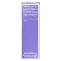 WELEDA Lavendel Entspannungsbad 10 Milliliter - Linke Seite