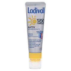 Ladival Aktiv Sonnenschutz für Gesicht und Lippen 30 Milliliter