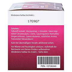 VITA Aktiv B12 Direktsticks mit Eiweißbausteinen 60 Stück - Linke Seite