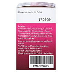 VITA AKTIV B12 Direktsticks mit Eiweißbausteinen 20 Stück - Linke Seite