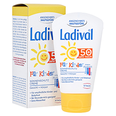 LADIVAL Kinder Creme LSF 50+ 50 Milliliter