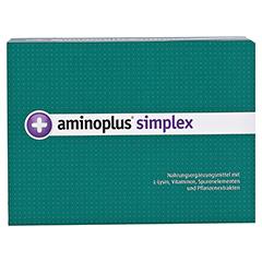 AMINOPLUS simplex Pulver 7 Stück - Vorderseite