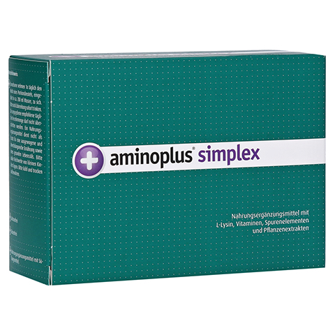 AMINOPLUS simplex Pulver 7 Stück