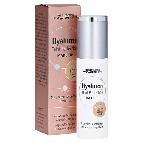 HYALURON TEINT Perfection Make-up natural sand 30 Milliliter