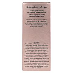 HYALURON TEINT Perfection Concealer 2.5 Milliliter - Rückseite