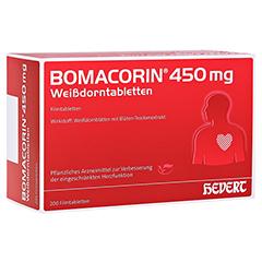 Bomacorin 450mg Weißdorntabletten 200 Stück