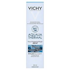 Vichy Aqualia Thermal Feuchtigkeitspflege leicht 30 Milliliter - Vorderseite