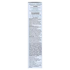 Vichy Aqualia Thermal Feuchtigkeitspflege leicht 30 Milliliter - Linke Seite