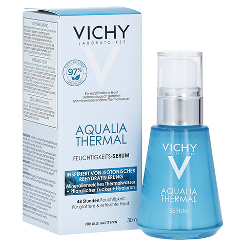 Vichy Aqualia Thermal Feuchtigkeits-Serum 30 Milliliter