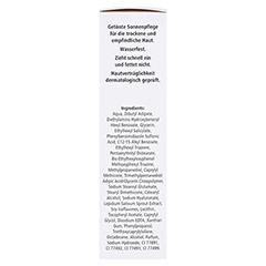 HYALURON SONNENPFLEGE Gesicht Creme LSF 50+ getönt 50 Milliliter - Linke Seite