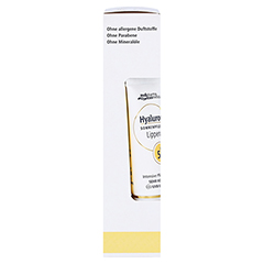 HYALURON SONNENPFLEGE Lippen LSF 50+ 7 Milliliter - Linke Seite