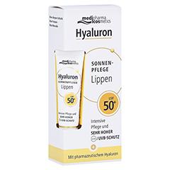 HYALURON SONNENPFLEGE Lippen LSF 50+ 7 Milliliter