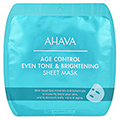 AHAVA Age Control Even Tone & Bright.Sheet Mask 1 Stück