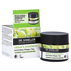 DR.SCHELLER Argan&Amaranth Anti-Falten Pfl.Tag 50 Milliliter
