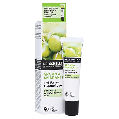 Dr. Scheller Argan & Amaranth Anti-Falten Augenpflege 15 Milliliter