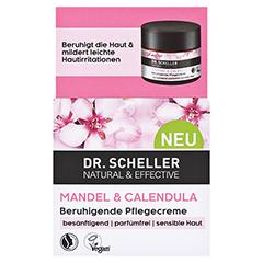 DR.SCHELLER Mandel&Calendula beruhigende Pflegecr. 50 Milliliter - Vorderseite