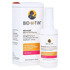 Minoxidil BIO-H-TIN-Pharma 20mg/ml Frauen und Männer 60 Milliliter