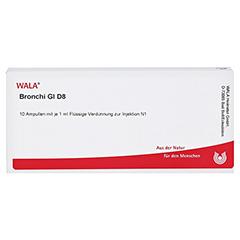 BRONCHI GL D 8 Ampullen 10x1 Milliliter N1 - Vorderseite