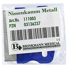 NISSENKAMM Metall 1 Stück