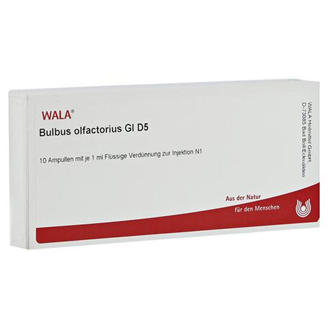 BULBUS OLFACTORIUS GL D 5 Ampullen 10x1 Milliliter N1
