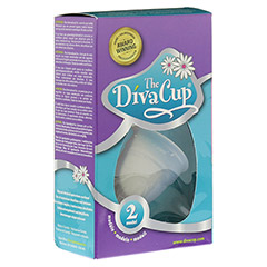 DIVA CUP Menstruations Kappe Gr.2 1 Stück