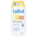 LADIVAL Kinder Sonnenmilch LSF 50+ 200 Milliliter