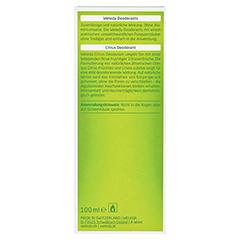 WELEDA Citrus Deodorant 100 Milliliter - Rückseite