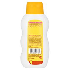 WELEDA Calendula Pflegemilch 200 Milliliter - Rückseite